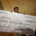 My good friend Kim Klaver and her empower network earnings check